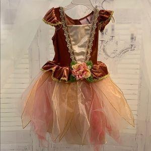 Halloween Costume Fairy gnome Sz 4